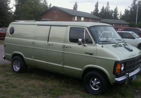 Used 1979 Dodge Ram Van For Sale in Tracy, CA - Carsforsale.com