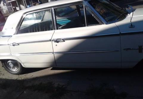 1963 Ford Galaxie 500 for sale in Calabasas, CA