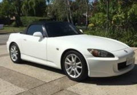 2004 Honda S2000 for sale in Calabasas, CA
