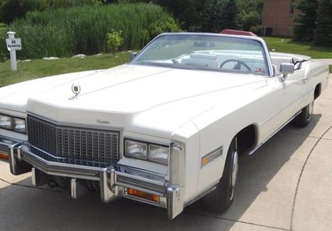 1976 Cadillac Eldorado for sale in Calabasas, CA
