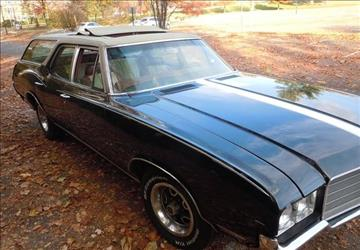 1971 Oldsmobile Custom Cruiser for sale in Calabasas, CA