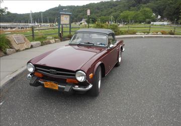 1974 Triumph TR6 for sale in Calabasas, CA