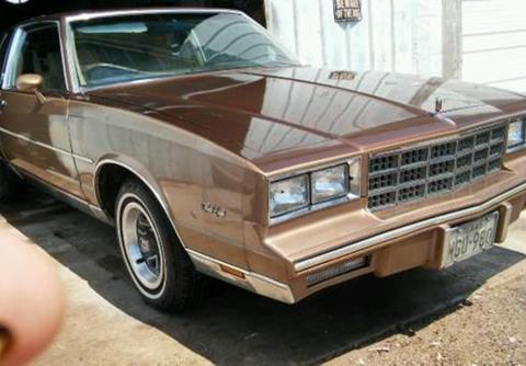 used 1981 chevrolet monte carlo for sale - carsforsale®