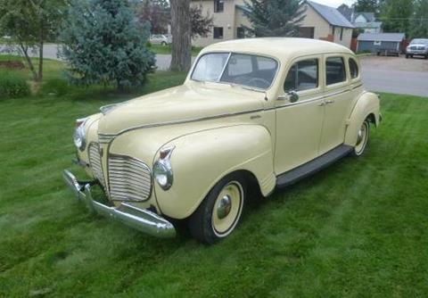 1941 Plymouth Deluxe for sale in Calabasas, CA