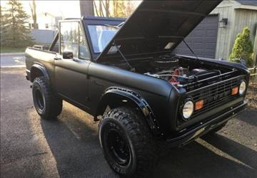 Ford bronco for sale for Scotland motors inc laurinburg nc
