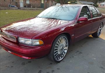 1996 Chevrolet Impala for sale in Calabasas, CA