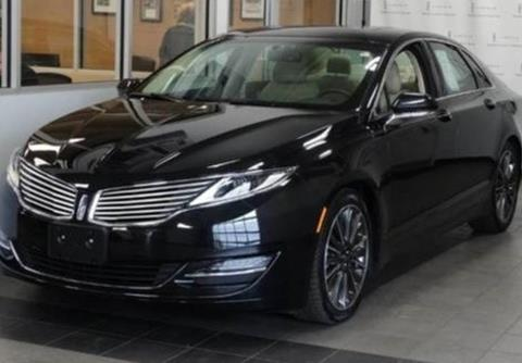 2014 Lincoln MKZ Hybrid for sale in Calabasas, CA