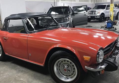 1976 Triumph TR6 for sale in Calabasas, CA