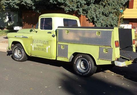 1958 Chevrolet Apache for sale in Calabasas, CA