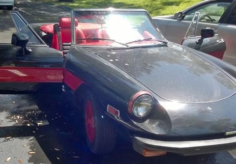 1981 Alfa Romeo Spider for sale in Calabasas, CA