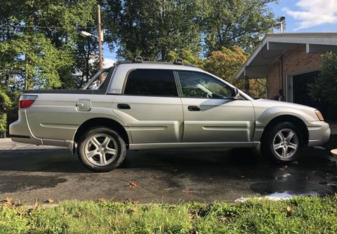 Subaru Johnson City >> Used Subaru Baja For Sale - Carsforsale.com®