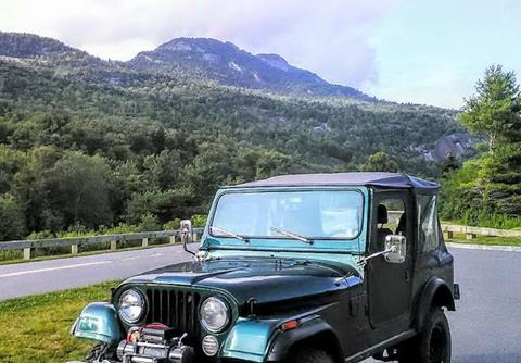 1982 Jeep CJ-7 for sale in Calabasas, CA