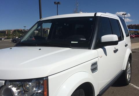 2013 Land Rover LR4 for sale in Calabasas, CA