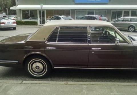 1985 Rolls-Royce Silver Spur for sale in Calabasas, CA
