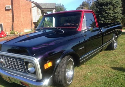 1972 Chevrolet C/K 10 Series for sale in Calabasas, CA