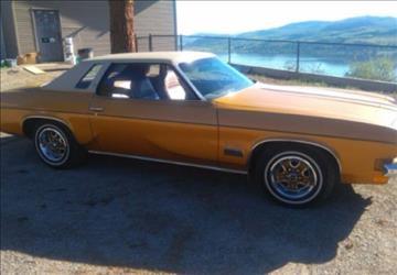 1973 Oldsmobile Cutlass Supreme