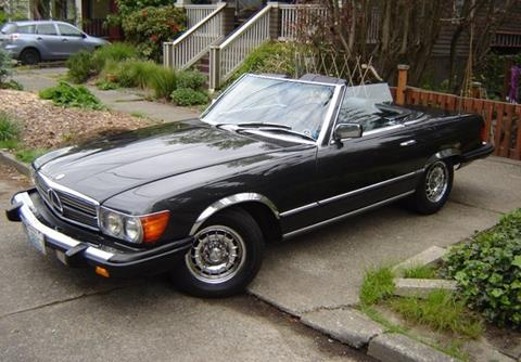1985 Mercedes-Benz 380-Class for sale in Calabasas, CA
