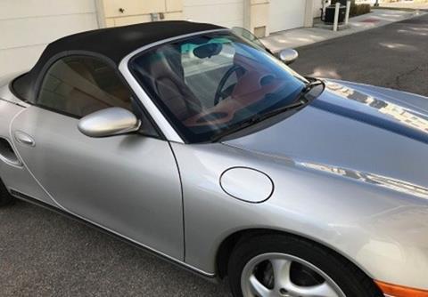 1999 Porsche Boxster For Sale In Calabasas CA