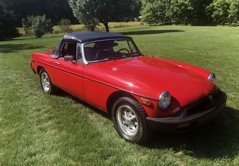 1976 MG MGB for sale in Calabasas, CA