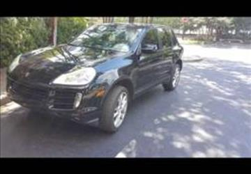 2008 Porsche Cayenne for sale in Calabasas, CA