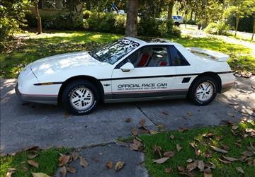 1984 Pontiac Fiero for sale in Calabasas, CA