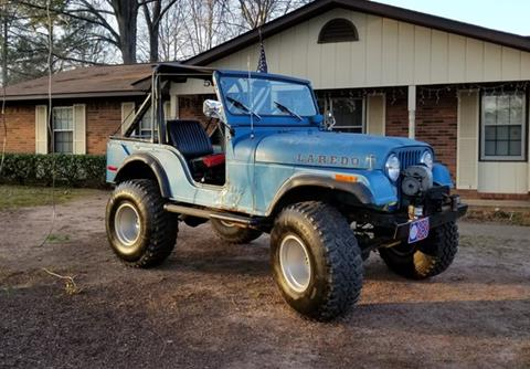 1975 Jeep CJ-5 for sale in Calabasas, CA