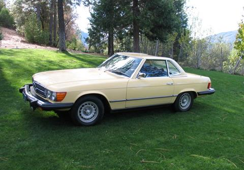 1976 Mercedes-Benz 450-Class for sale in Calabasas, CA