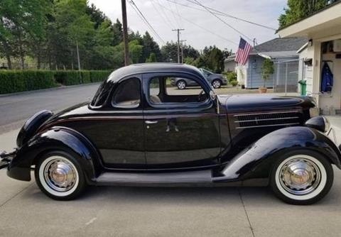 1936 Ford Deluxe for sale in Calabasas, CA