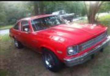 Chevrolet nova for sale for Speedway motors lake charles