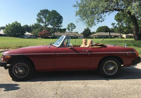 1980 MG B for sale in Calabasas, CA