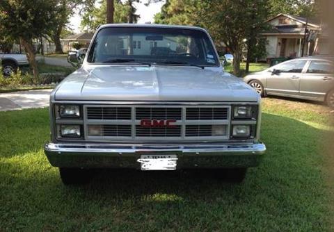 1984 GMC C/K 2500 Series for sale in Calabasas, CA