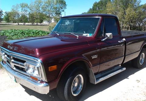 1972 GMC C/K 1500 Series for sale in Calabasas, CA