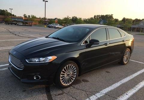2014 Ford Fusion Hybrid for sale in Calabasas, CA