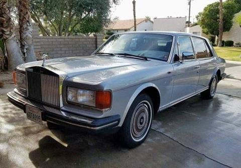 1986 Rolls-Royce Silver Spur for sale in Calabasas, CA