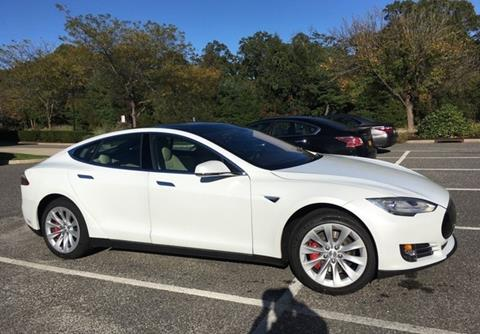 2012 Tesla Model S for sale in Calabasas, CA