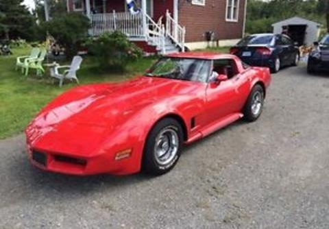used 1980 chevrolet corvette for sale in california. Black Bedroom Furniture Sets. Home Design Ideas