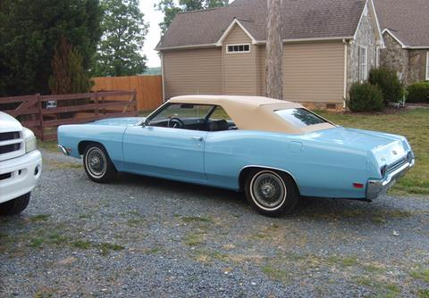 1970 Ford Galaxie for sale in Calabasas, CA