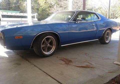 1973 Dodge Charger For Sale  Carsforsalecom