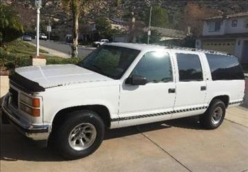 1998 GMC Suburban for sale in Calabasas, CA