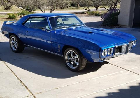 1969 Pontiac Firebird for sale in Calabasas, CA