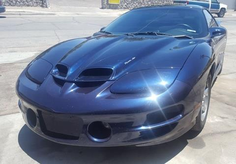 1998 Pontiac Firebird for sale in Calabasas, CA