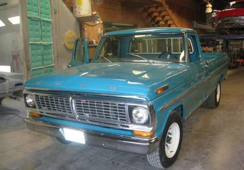 1970 Ford F-250 for sale in Calabasas, CA