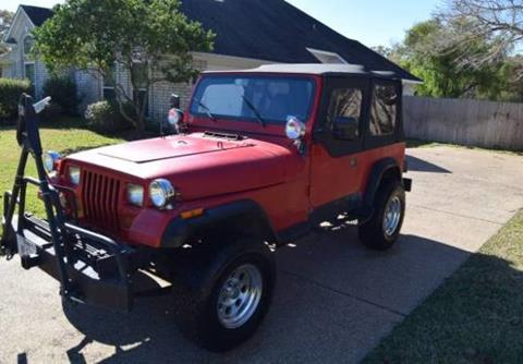 1988 Jeep Wrangler for sale in Calabasas, CA