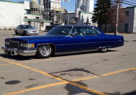 1976 Cadillac Deville For Sale Carsforsale Com