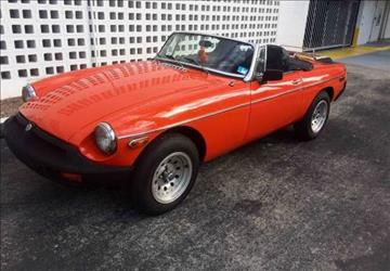 1978 MG B for sale in Calabasas, CA