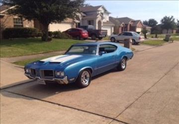 1971 Oldsmobile 442 for sale in Calabasas, CA