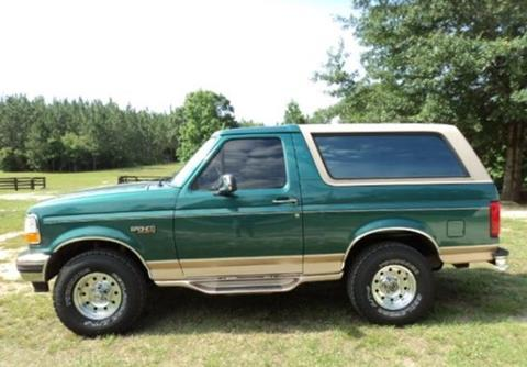 1996 Ford Bronco For Sale In Maryland Carsforsale Com 174