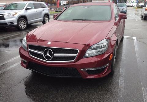 2013 Mercedes-Benz CLS for sale in Calabasas, CA