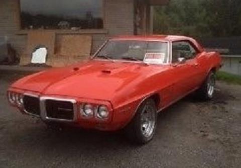 1969 Pontiac Firebird for sale in Calabasas, CA