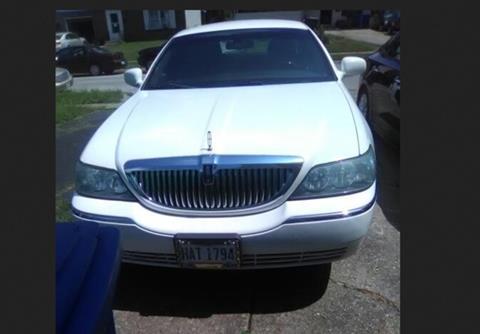2011 Lincoln Town Car For Sale In Iowa Carsforsale Com